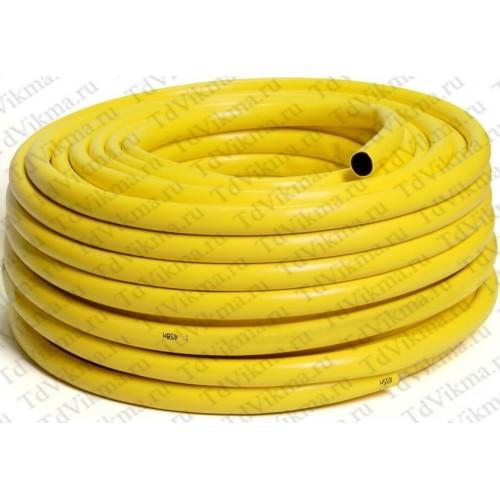 Шланг поливочный армир. ГАРДЕН Ø 3/4 ( жёлтый 50 метр.)