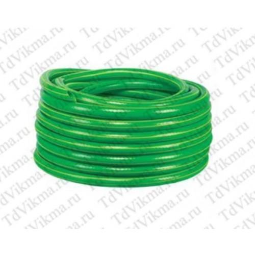 Шланг поливочный армир. ГАРДЕН Ø 3/4 ( зелёный 25 метр.)