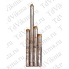 Насос Скважинный погружной 3SGm 2/27 Marlino (30м каб. 750Вт. 113м.)