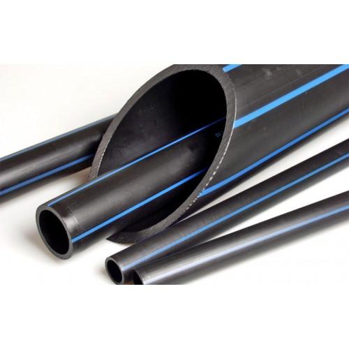 Полиэтиленовая труба ПЭ-100 SDR17 Ø 50×3 питьевая