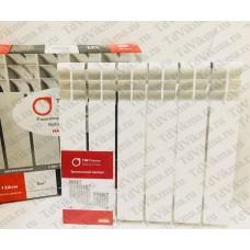Радиатор Алюминиевый Optimum HAL 5 - 350/80/10секц