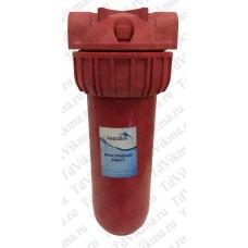 Фильтр тонкой очистки для горячей воды с картриджем Ø 1
