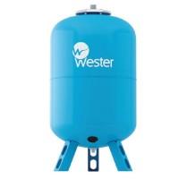 Гидроаккумулятор Wester WAV 35 л вертикальная установка