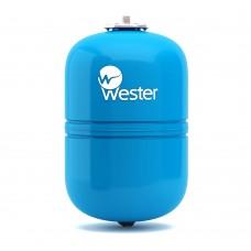 Гидроаккумулятор Wester WAV 12 л вертикальная установка