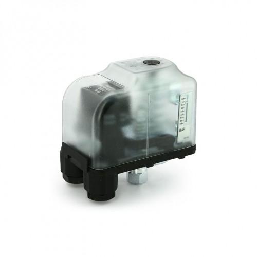 Реле давления VIKMA cтекло с накидной гайкой VR-01T