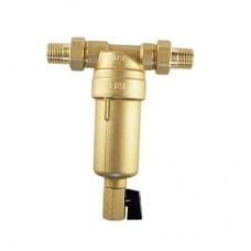 Фильтр Промывной без манометра с американками (металлическим корпусом) JJH-1003Y2 TIM Ø 1/2
