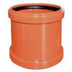 ПВХ Муфта для наружной канализации