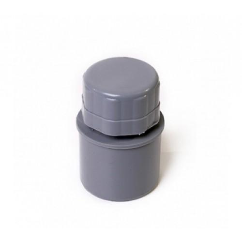 Аэратор клапан канализационный 50 (серый)
