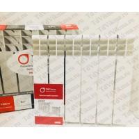 Алюминиевый секционный радиатор отопления Optimum 500/80/10