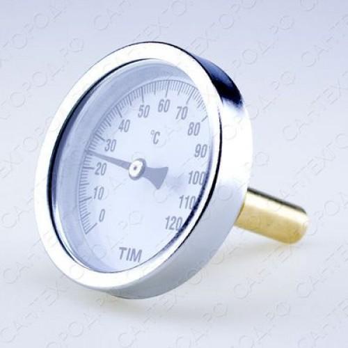 Термометр с гильзой TIM