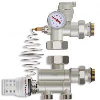 Насосно-смесительная группа TIM для систем отопления (без насоса)