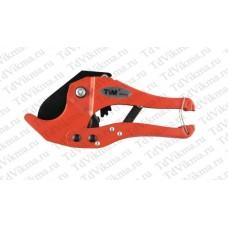 Ножницы для пластиковых труб. TIM 116 6~42мм