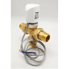 """Зональный клапан с сервоприводом TIM BL8803A 3/4"""""""
