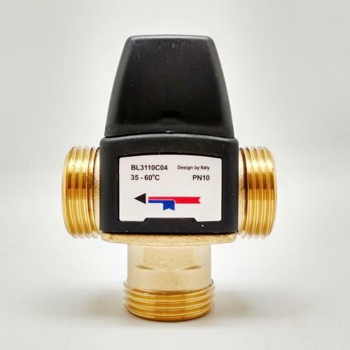 """Термостатический смесительный клапан ZEISSLER TIM BL3110C02 1/2"""""""