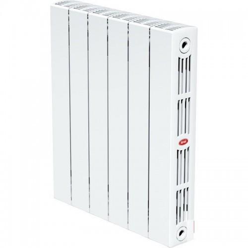 Радиатор Rifar Supremo 500 8 секций биметаллический с боковым подключением 3/4 дюйма