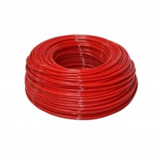 Шланг красный для фильтра 1/4 (RED)  1м