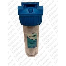 Магистральный фильтр токкой очистки Ø 1  АкваВик