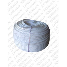 Шланг белый для фильтра 1/4 (WHITE) бухта 100м