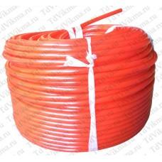 Шланг красный для фильтра 1/4 (RED) бухта 100м