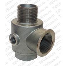 VIKMA пятерник с обратным клапаном никель 1* внутр/внутр