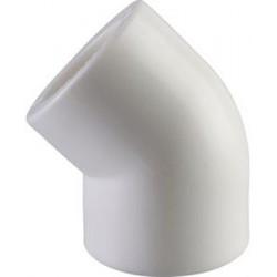 Угол полипропиленовый 25- 45° VALFEX