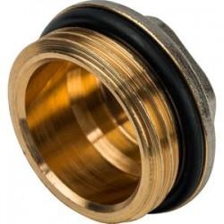 Заглушка с уплотнительным кольцом  3/4 TIM M301-3