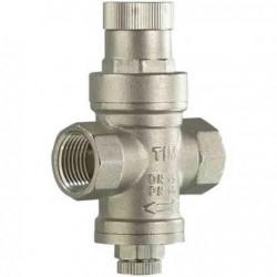 Регулятор давления с выходом на манометр 1/2 TIM (BL2802A)