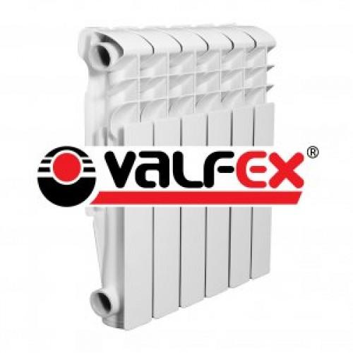 Радиатор VALFEX SIMPLE L алюминиевый 500, 6 сек.