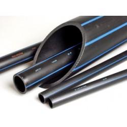 Труба ПНД ПЭ-100 SDR17 Ø 32×2 питьевая