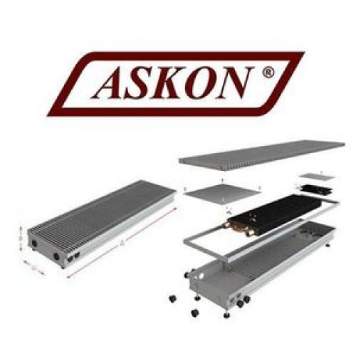 Конвектор   КВП    80/200/1900    ASKON