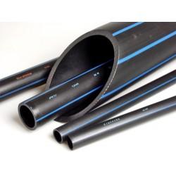 Труба ПНД ПЭ-100 SDR17 Ø 40×2,4 питьевая
