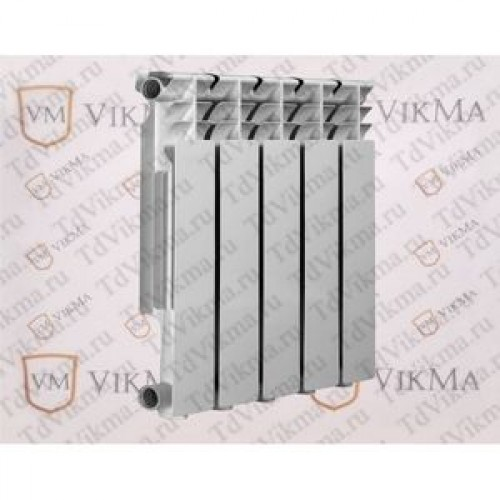 Радиатор  Алюминиевый VikMa  200/100  6 секций