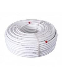 Труба металлополимерная ф26х3.0 TIM 100 м (бесшовная) PEX/AL/PE