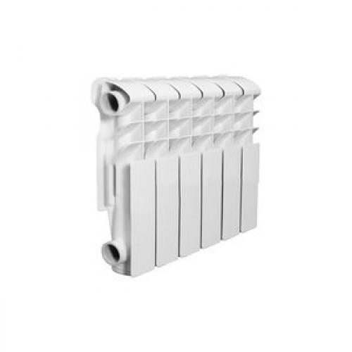 Радиатор Алюминиевый TIM Optimum AL 350/80  8 секций