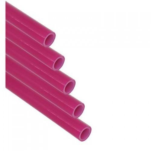 Труба из сшитого полиэтилена PEX Pink ф16х2.2 TIM (200 м)