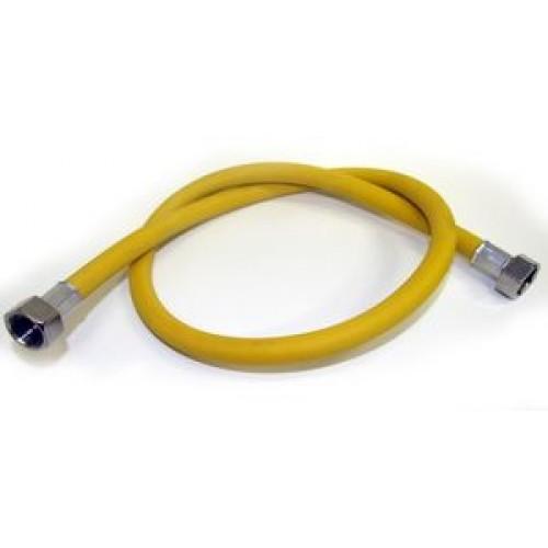 Газовый шланг ПВХ армированный полиэфирной нитью TIM 1/2г.г. 1.20см