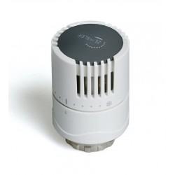 Термоголовка TIM белая пластиковая, TH-D-0501