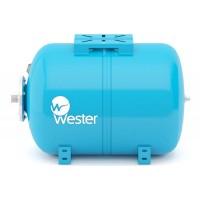 Гидроаккумулятор Wester WAO 50 л горизонтальная установка