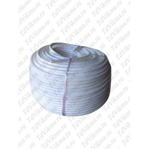 Шланг  белый  для фильтра  1/4  АкваВик  WHITE   300м