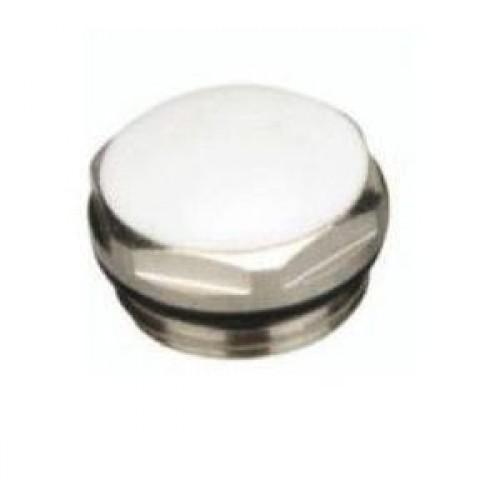 Заглушка  для радиатора с уплотнительным кольцом 1/2 дюйма