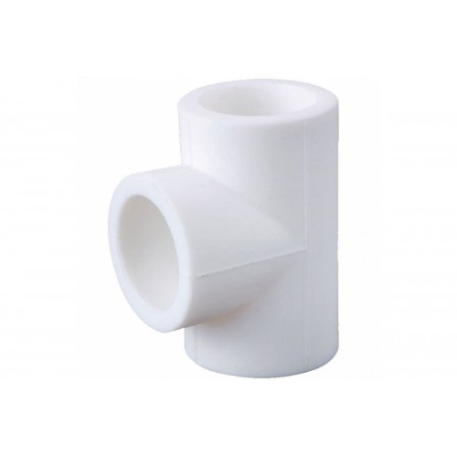 PP-R   VALFEX   Тройник    бел  ф20      200/50