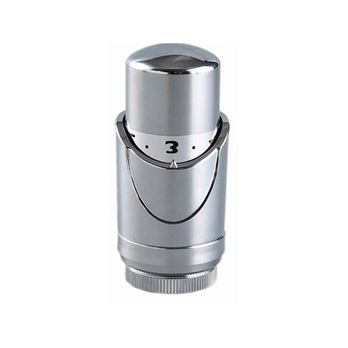 Термоголовка TIM хром (декор)  TH-D-0601