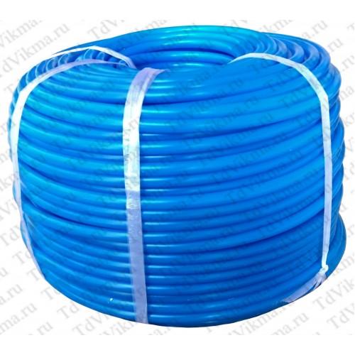 Шланг  синий  для фильтра  1/4  АкваВик  BLUE    300м