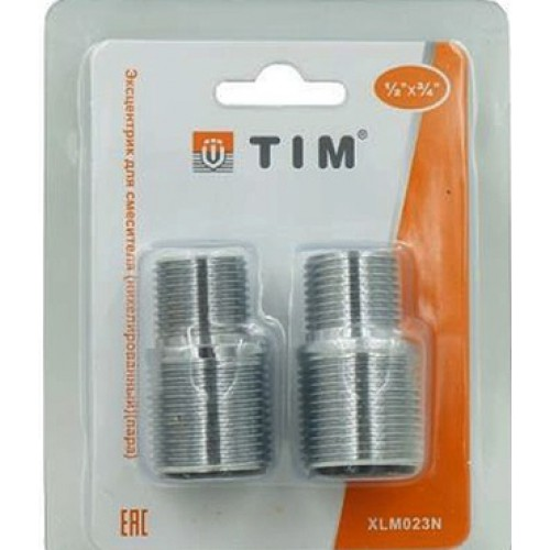 Эксцентрик короткий TIM 1/2н-3/4н XLM023N