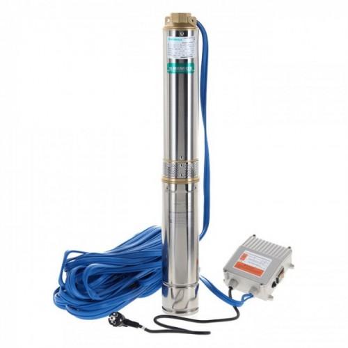 Насос скважинный SHIMGE 3SGm1,8/20 550 Вт. 84 м. с кабелем