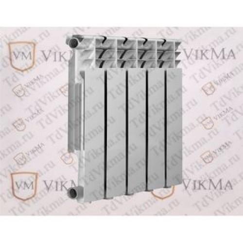 Радиатор Алюминий  500/80   6-секций