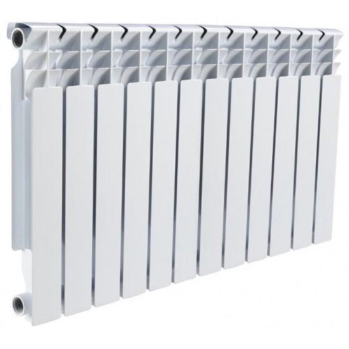 Радиатор Алюминиевый FIRENZE 500/80 10 секций