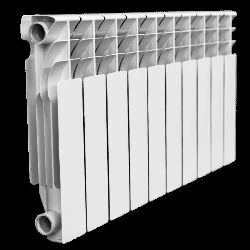 Радиатор  Алюминиевый FIRENZE  500/100  8 секций