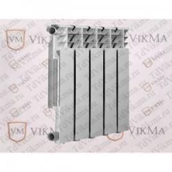 Радиатор биметаллический TIM Optimum BM 500/80 4 секции