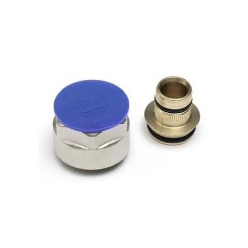 Резьбозажимное соединение REHAU flex/pink 16х2,2xG3/4